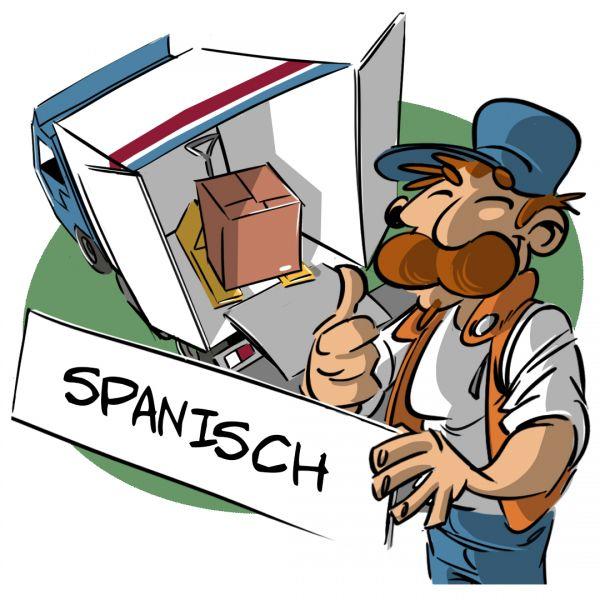 Unterweisung Sicherheit an der Laderampe (Spanische Version)