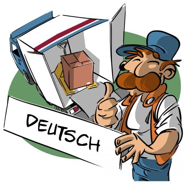 Unterweisung Sicherheit an der Laderampe (Deutsche Version)