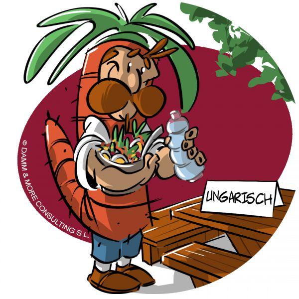 Unterweisung Gesundheit am Arbeitsplatz (Ungarische Version)