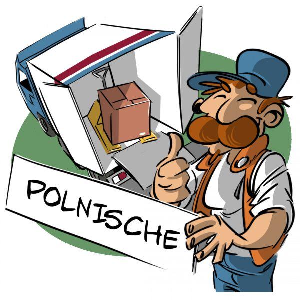 Unterweisung Sicherheit an der Laderampe (Polnische Version)