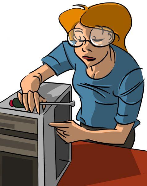 Stellenbeschreibung IT-System-Elektroniker