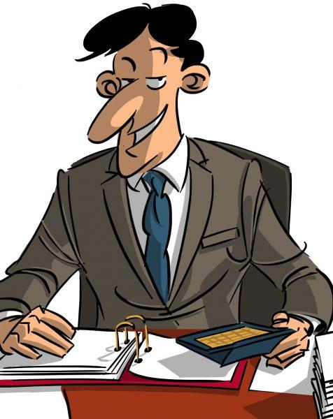 Stellenbeschreibung Mitarbeiter Lohnbuchhaltung