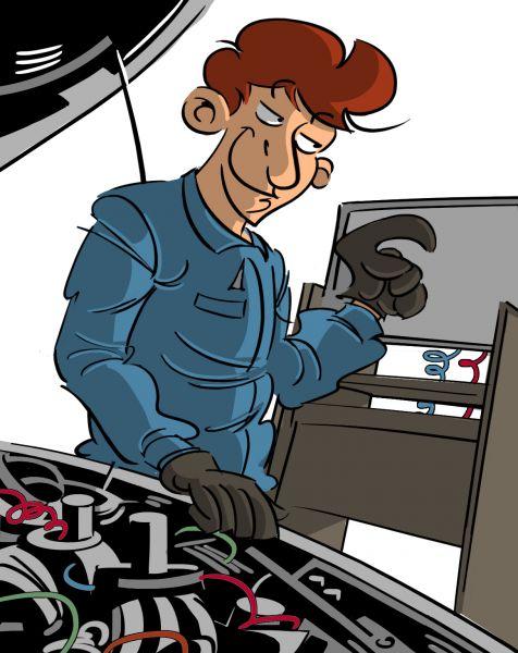 Stellenbeschreibung KFZ-Mechatroniker